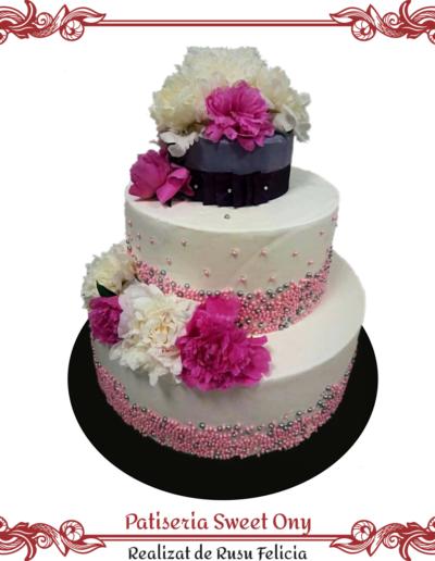 Patiserie tort nunta