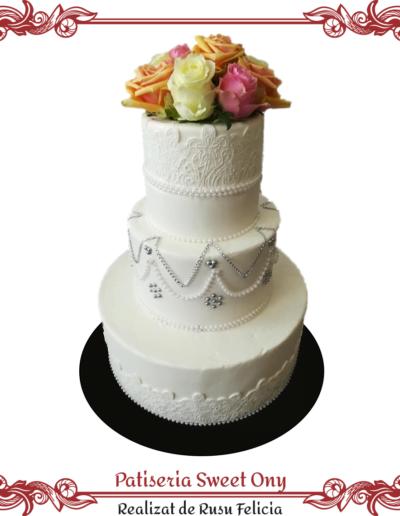 Tort de nunta Sweet Ony