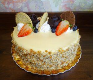 Tort Dorohoi Cofetarie